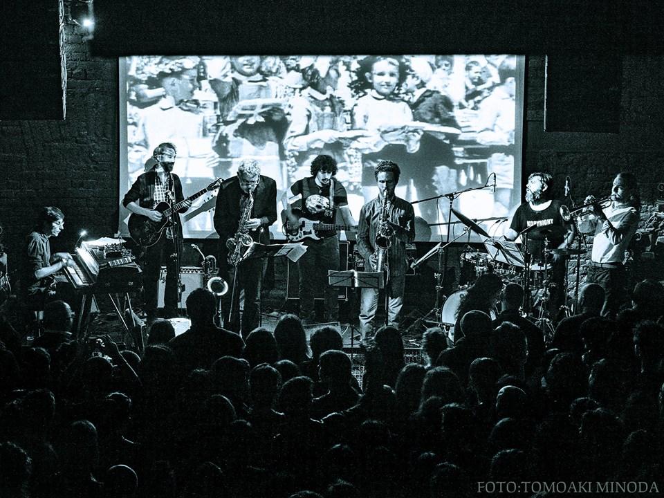 Iordache - Suita Titan release concert (Photography by Tomo Minoda)